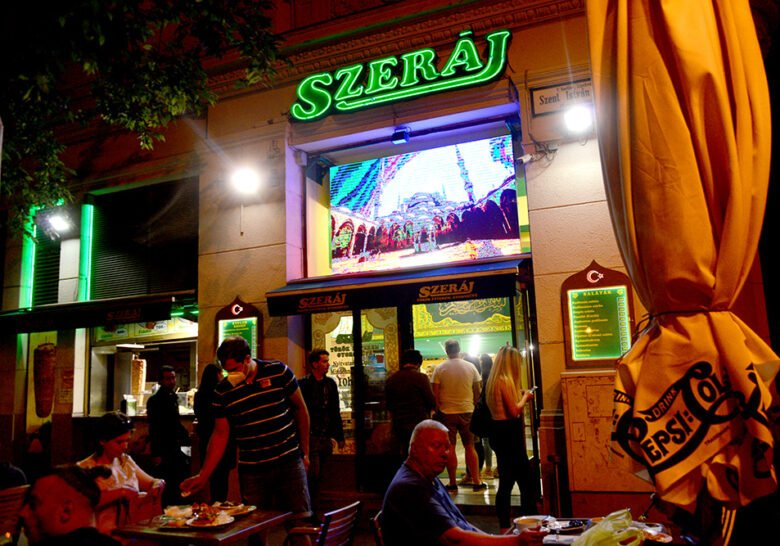 Szeráj Turkish Restaurant – Fast food veterans