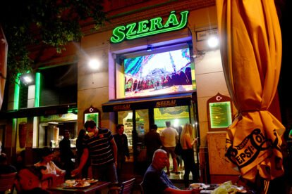 Szeráj Turkish Restaurant Budapest