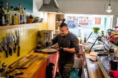 Szirom Food Bar Budapest