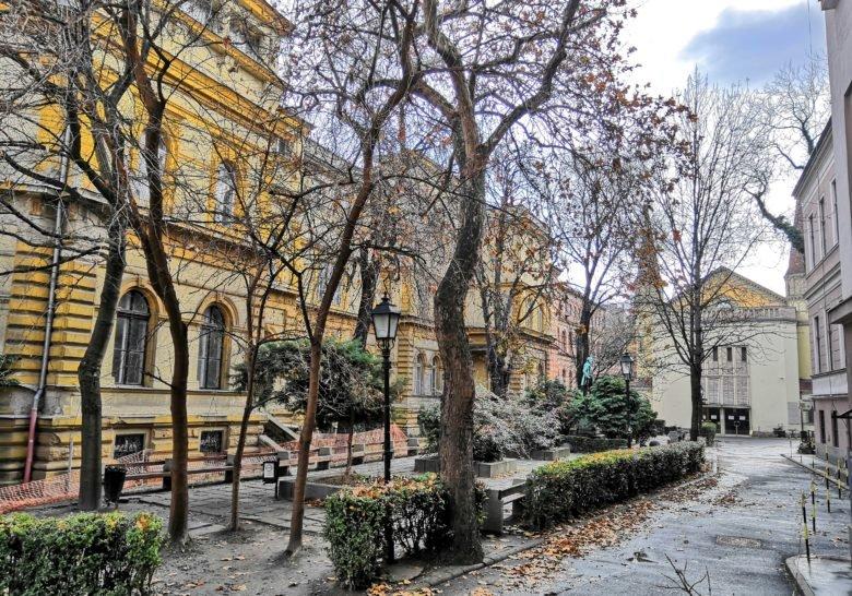 Trefort-kert Budapest
