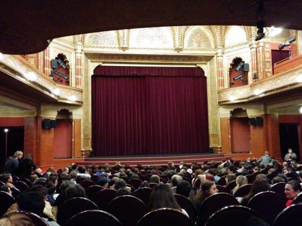 Uránia movie theater Budapest