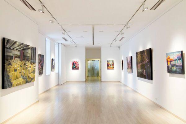 Várfok Gallery Budapest