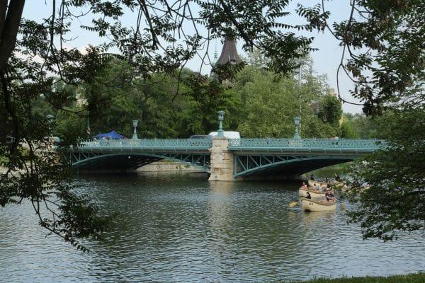 Városliget (City park) Budapest