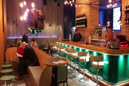 Veritas Winebar & Store Budapest