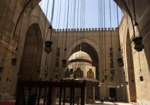Al Sultan Hassan Mosque Cairo