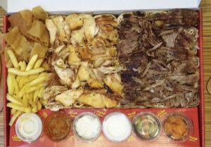 BaB SharQy – Shawarma box