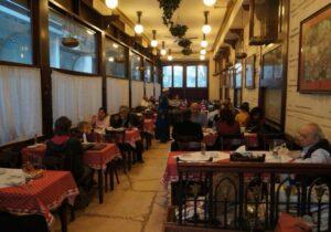 Café Riche Cairo