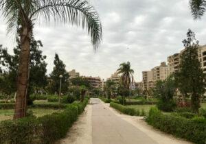 Garden Qahwa Cairo