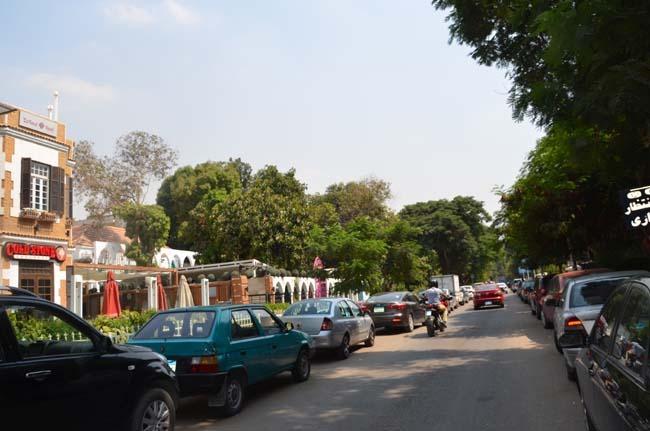 Road 9 Cairo