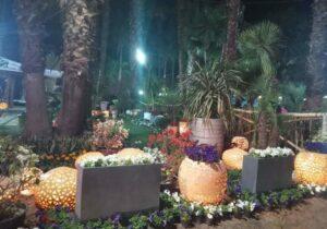 Spring Flower Exhibition Cairo
