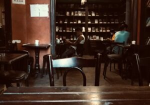 Sufi Cafe and Bookstore – Quiet time