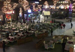 The Courtyard Maadi – Restaurant square