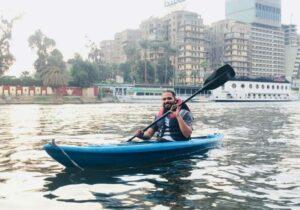 Zamalek Kayak Cairo