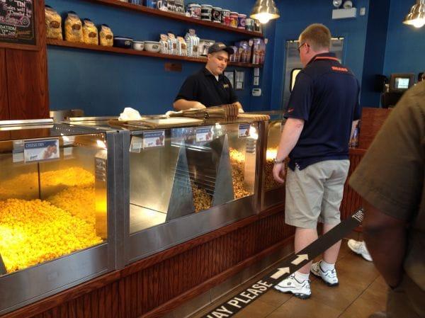 Garrett's Popcorn Shop Chicago