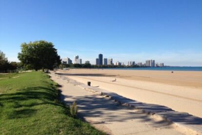 Montrose Beach Chicago