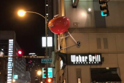 Weber Grill Chicago