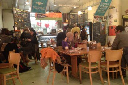 First Slice Pie Cafe Chicago