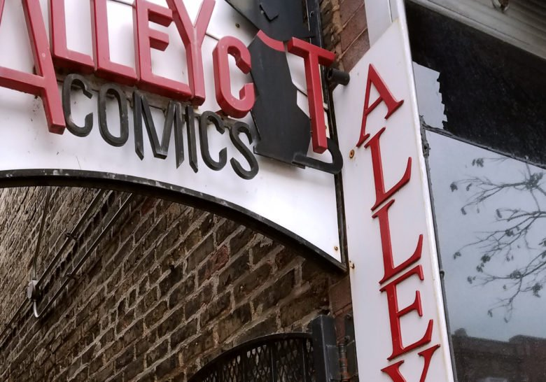AlleyCat Comics Chicago