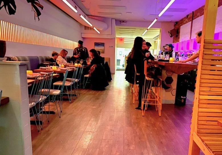 Bar Biscay Chicago