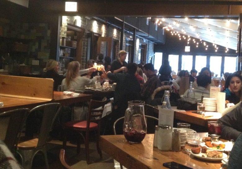Cafe Ba-Ba-Reeba Chicago