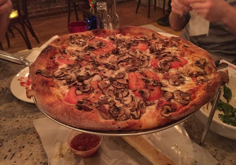 Crushed Pizzeria Chicago