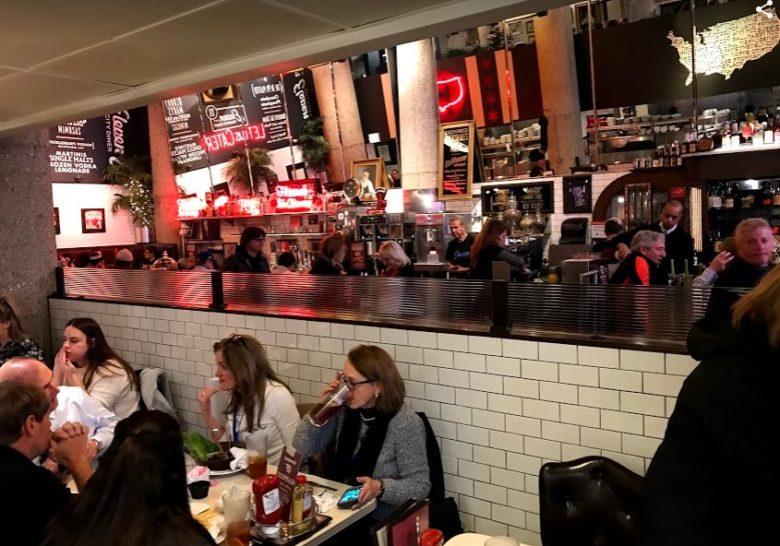 Eleven City Diner Chicago
