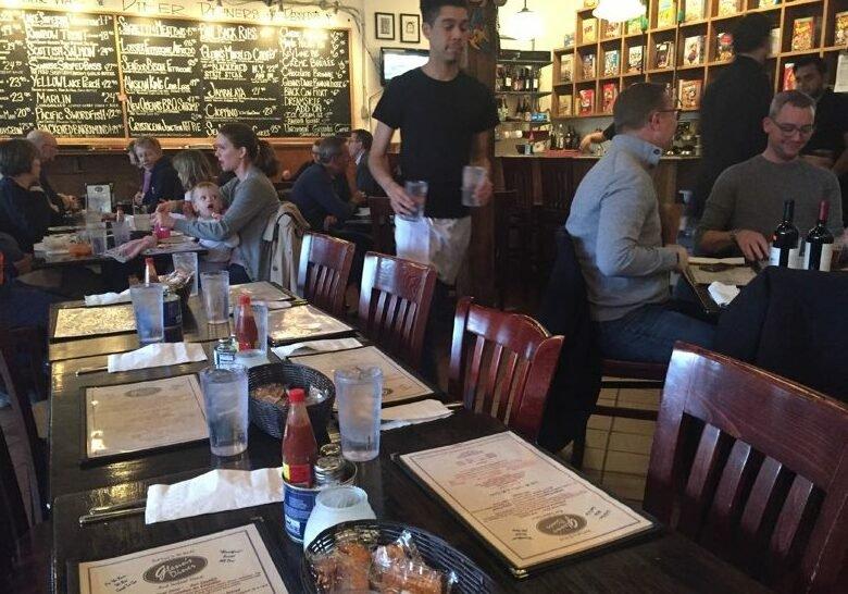 Glenn's Diner Chicago
