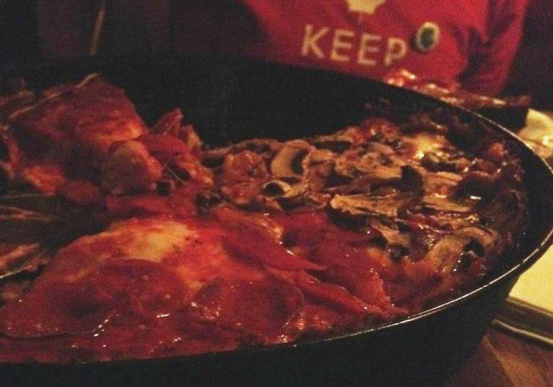 Pequod's Pizzeria Chicago