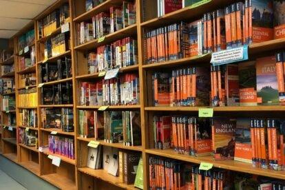 Unabridged Bookstore Chicago