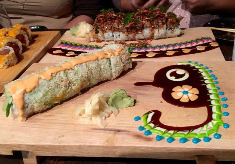 Yuzu Sushi & Robata Grill Chicago