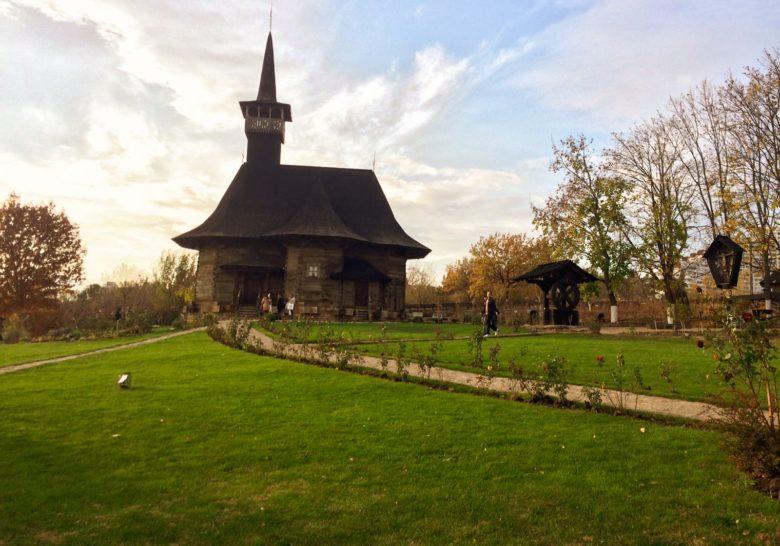 Biserica de Lemn Chisinau