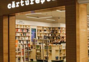 Cărturești Books Chisinau
