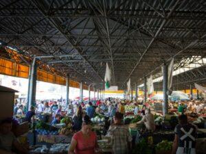 Central Market Chisinau