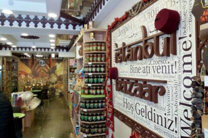 Istanbul Bazaar Chisinau