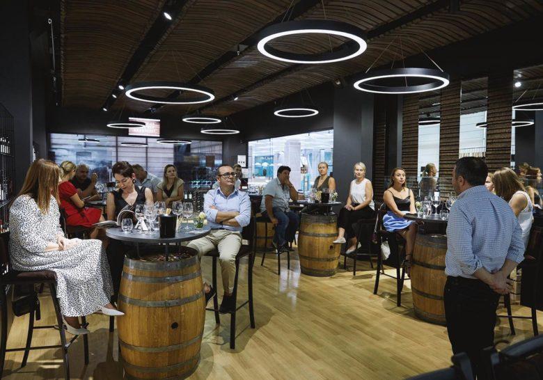 Purcari Wine Bar Chisinau