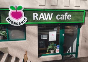 Raw Cafe Chisinau