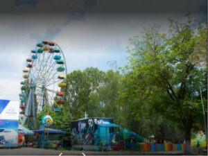 Rose Valley Park Chisinau
