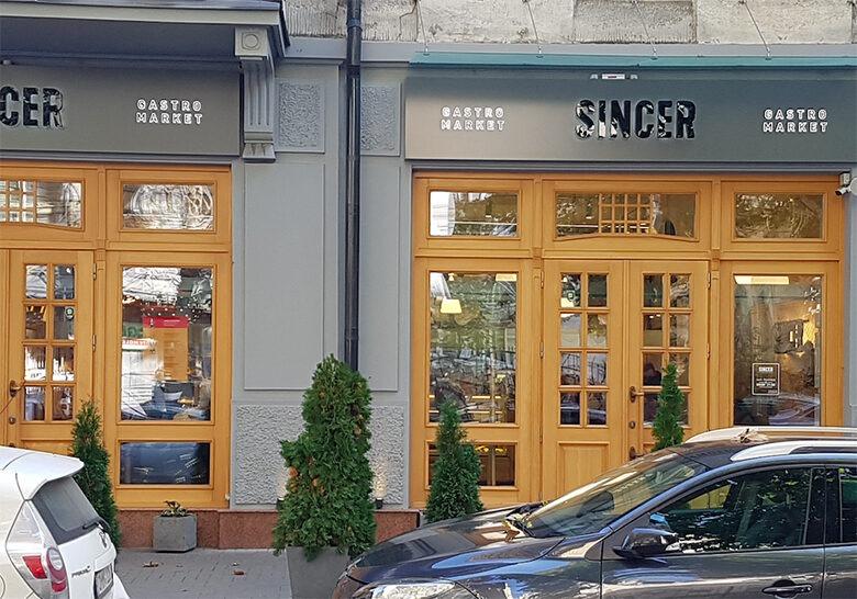 Sincer - Gastro Market Chisinau