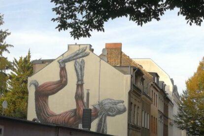 Street Art Ehrenfeld Cologne