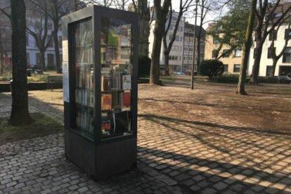 Bücherschränke Cologne