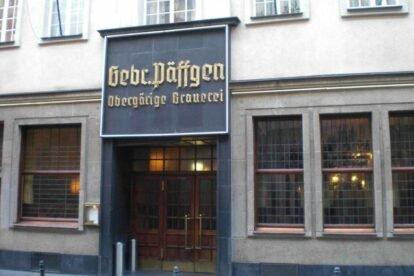 Brauerei Päffgen Cologne