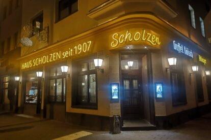 Brauhaus Scholzen Cologne