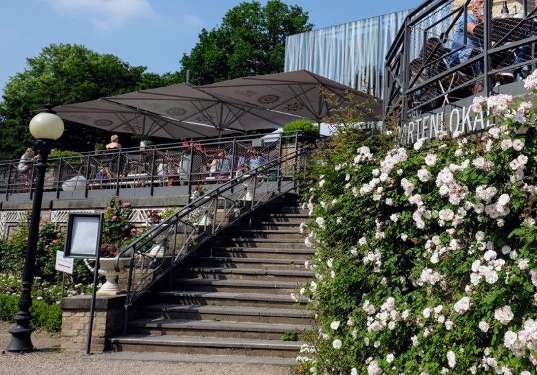 Botanischer Garten Krakau The Road Most Traveled