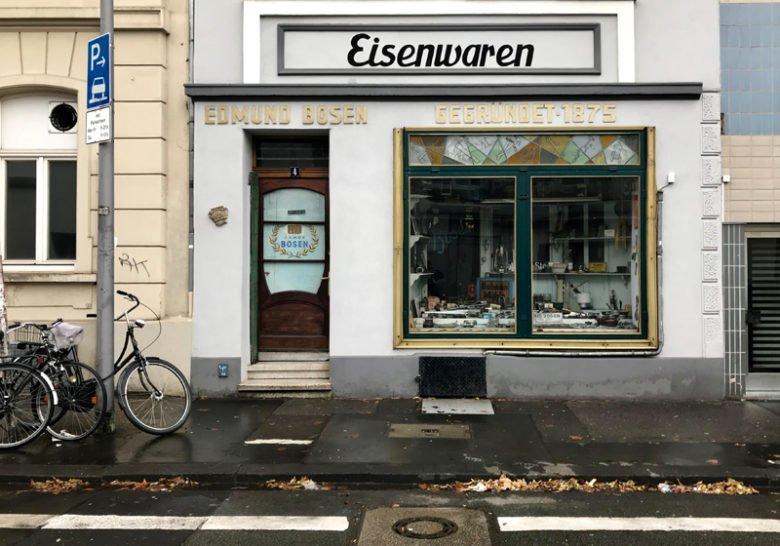 Eisenwaren Edmund Bosen Cologne