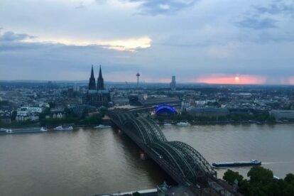 KölnTriangle Cologne