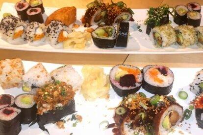 MakiMaki Sushi Green Cologne