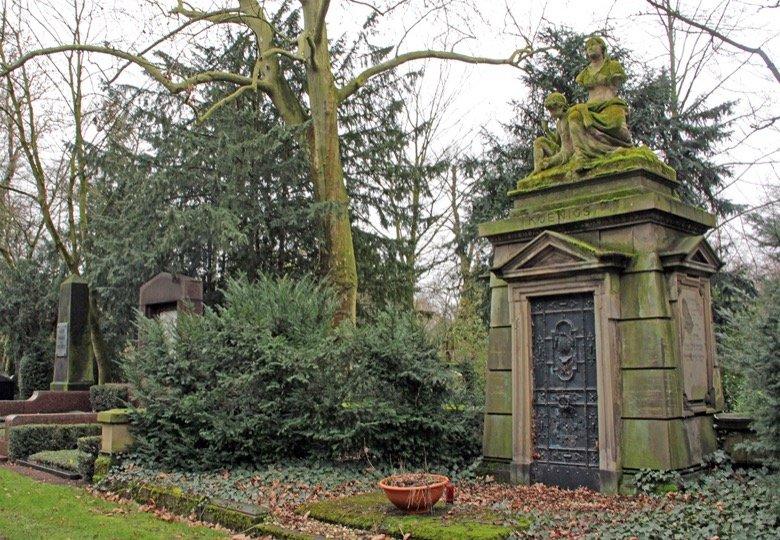 Melaten Cemetery Cologne