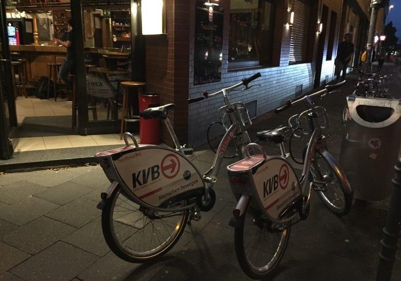 Nextbike/KVB-Rad Cologne
