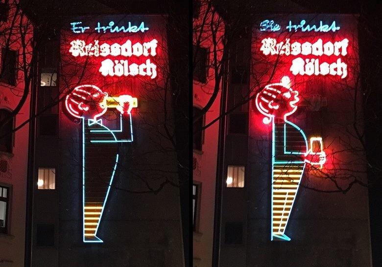 Reissdorf-Männchen Cologne
