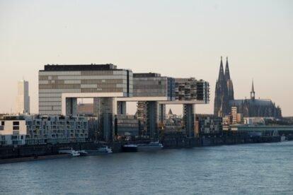 Rheinauhafen Cologne